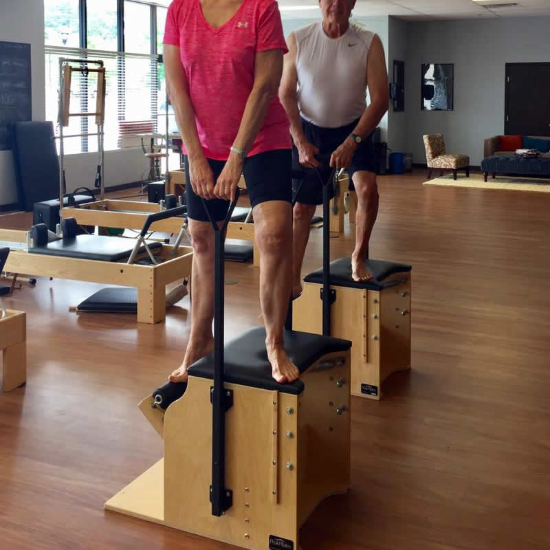 beginning pilates