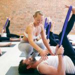Intimate Yoga Classes